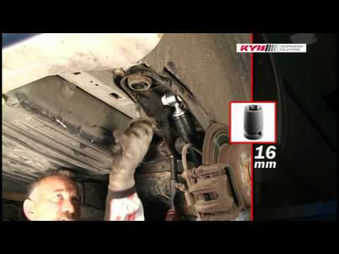 Schema Elettrico Mercedes Classe A W168 : Kyb mercedes class a rear shock absorbers youtube