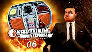 KEEP TALKING AND NOBODY EXPLODES - Richtige PROFIS