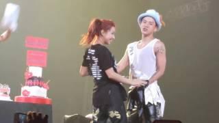 ⟪fancam⟫ 2NE1 Minzy's Twerk   AON Manila