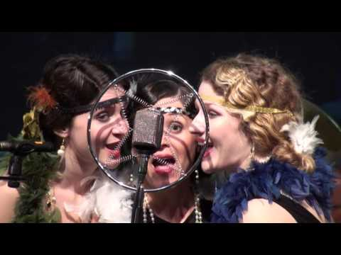 """Happy Feet"", Bratislava Hot Serenaders @ Bohém RagtimeJazzFestival, March 19th, 2016"