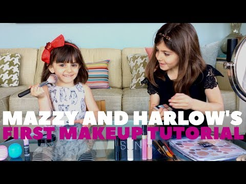 Mazzy and Harlow's Makeup Tutorial