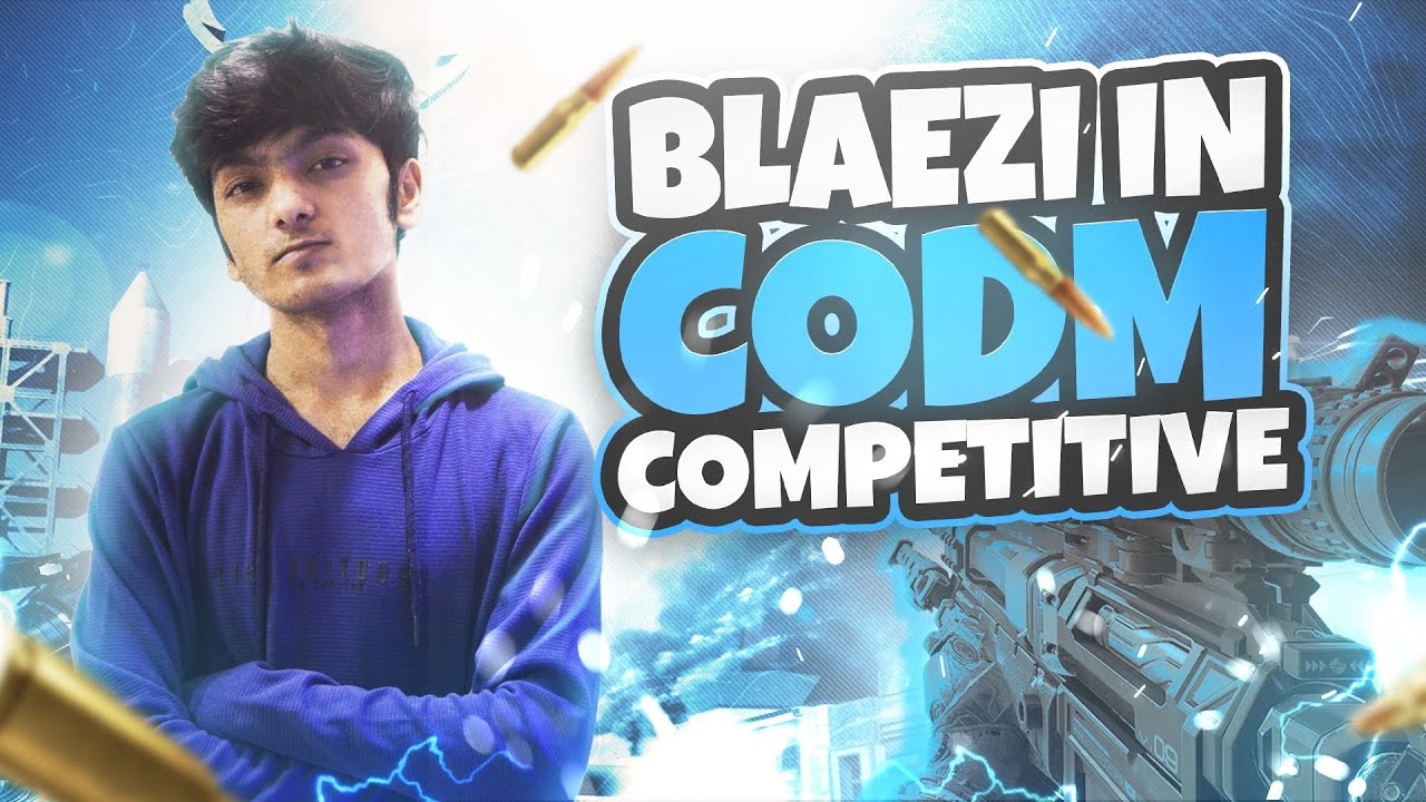 CODM COMPETITIVE GAMEPLAY | Blaezi : CODM