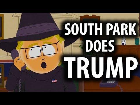 South Park Does Trump & Republicans Explained