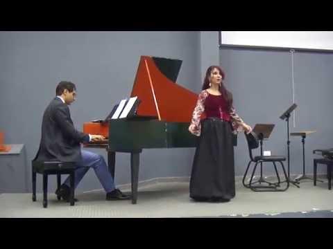 Nel Cor Più Non Mi Sento - Giovanni Paisiello (por Susan May e Robson Bessa)