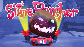 Slime Rancher - The Tarr Slime Stage! - Let's Play Slime Rancher Gameplay
