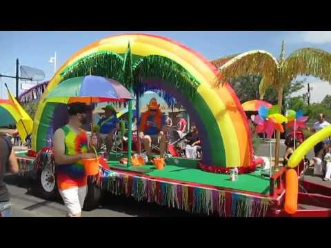 Albuquerque Pride Parade 2016