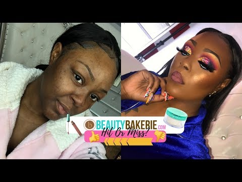New! Beauty Bakerie Foundation Launch | Is it a HIT or MISS? | Makeup Tutorial