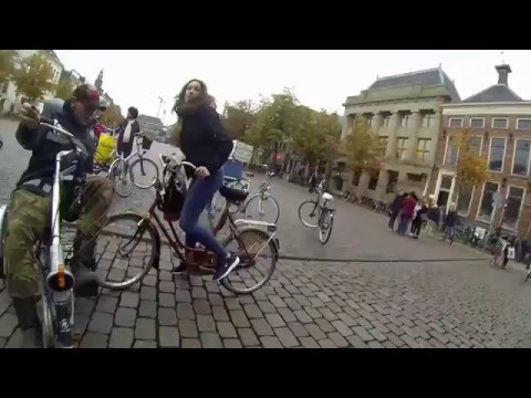 The Best Of Dutch Bicycle Cam Cycling Crashes, Accidents!!!