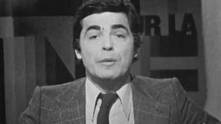 JT 13H : émission du 7 octobre 1974