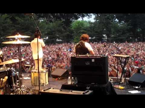 The Temper Trap  Sweet Disposition at Lollapalooza!