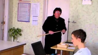 урок физики в 9-А классе учитель Гнилобокова Е.Н.