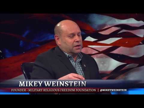 Fighting Religious Indoctrination in the US Military (w/ Mikey Weinstein)