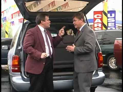 funny car salesman video youtube. Black Bedroom Furniture Sets. Home Design Ideas