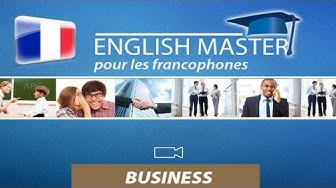 ANGLAIS COMMERCIAL - Cours vidéo - www.speakit.tv - (53099)