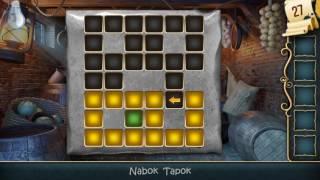 27 уровень - 100 Дверей: Дом головоломок прохождение