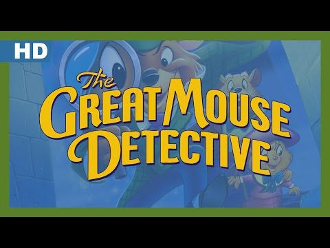 The Great Mouse Detective (1986) Trailer