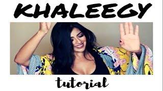 KHALEEGY DANCE TUTORIAL: the basic moves