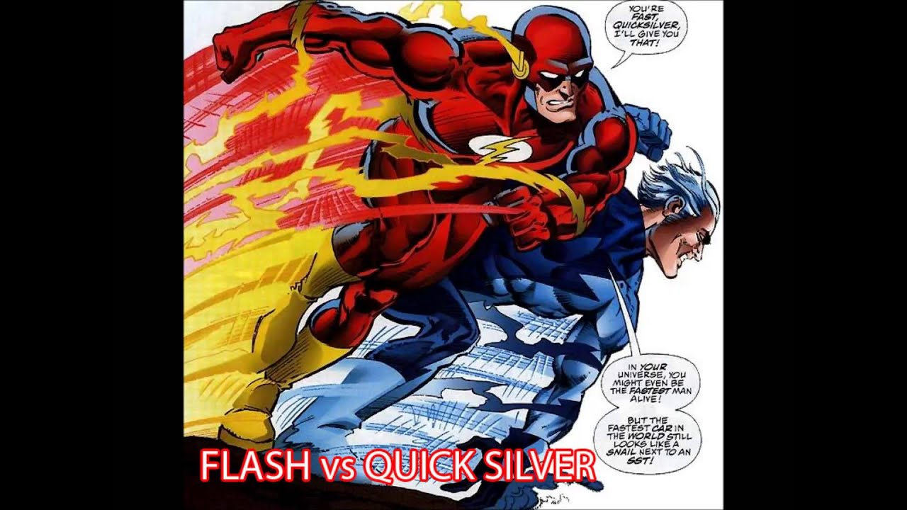 how to get super speed like the flash