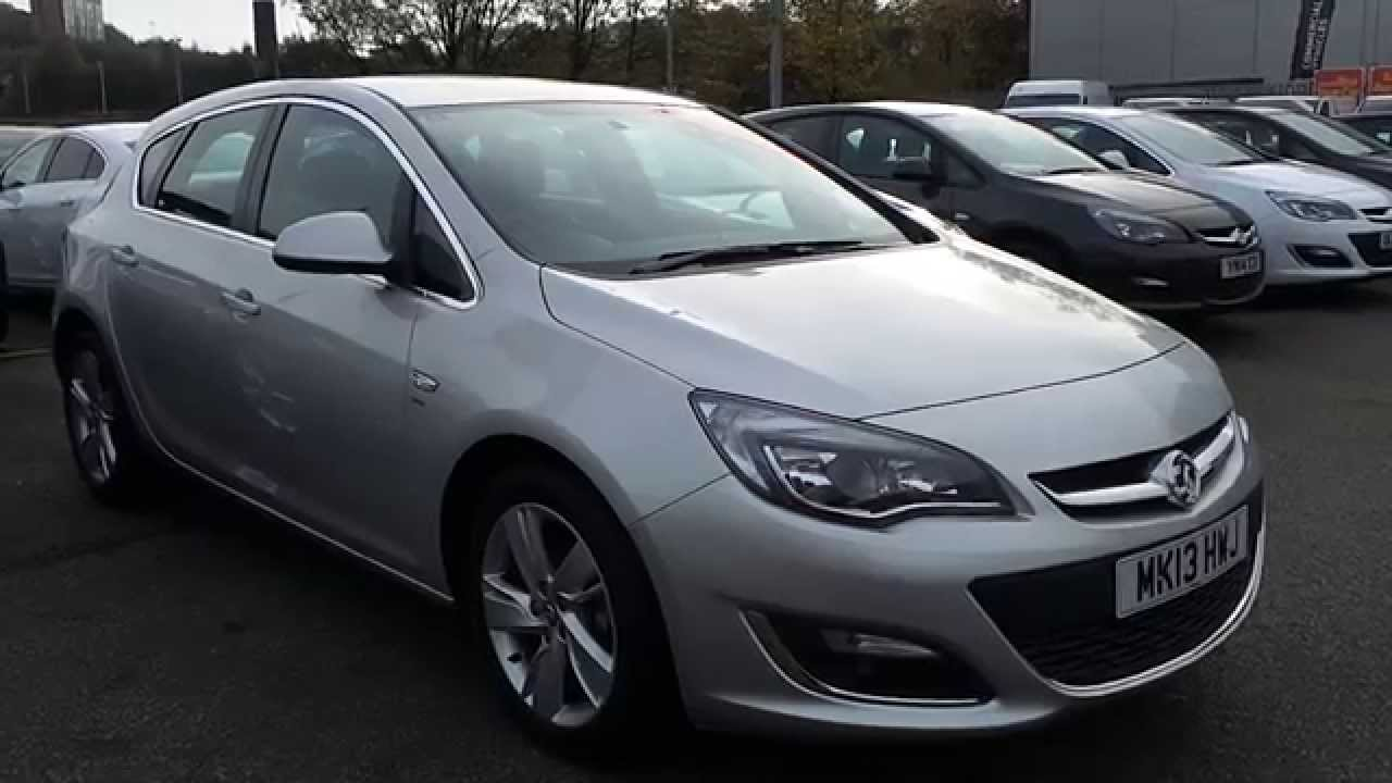 2013 13 plate vauxhall astra 1 6 26v sri 5dr in sovereign. Black Bedroom Furniture Sets. Home Design Ideas