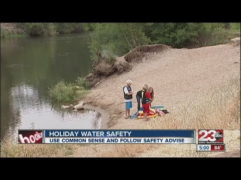 How to stay safe near water for Memorial Day holiday weekend