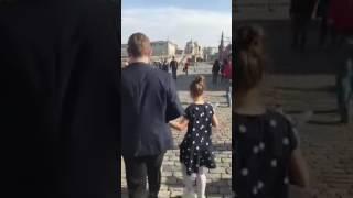 Надоел! 29.04.2017. Вячеслав Мальцев на прогулке.