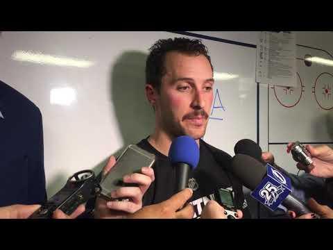 "Callahan says ""bench"" led to SH goal"