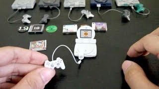 Takara Tomy Arts SR Playstation History Collection 1迷你PS開箱