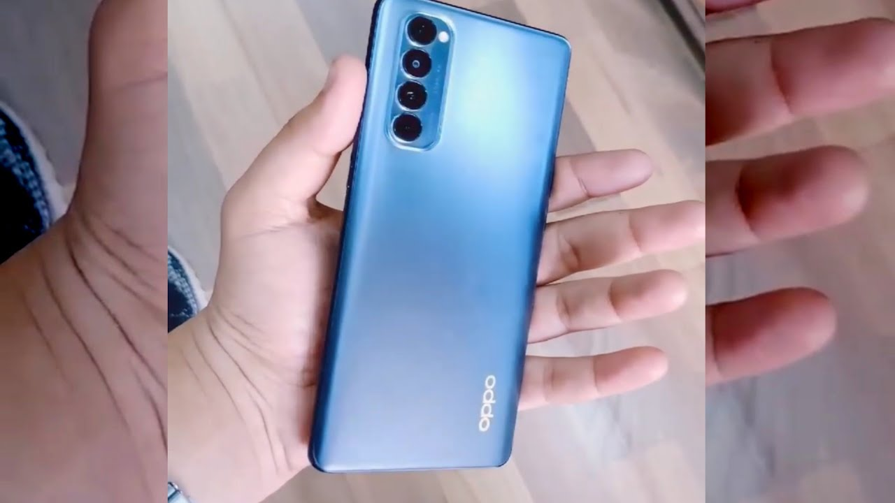 Reno 4Pro First Look , Hands-on !! Reno 4Pro Retail Phone First Impression