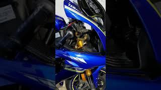 Yamaha r1 carbon fiber upgrades