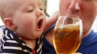 "r/Entitledparents ""GIVE MY BABY YOUR BEER!"""