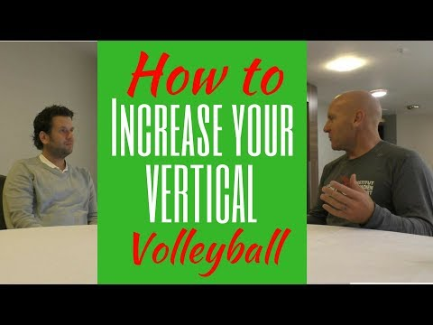 How to Increase your Vertical Jump I How to Increase your Vertical Jump for Volleyball