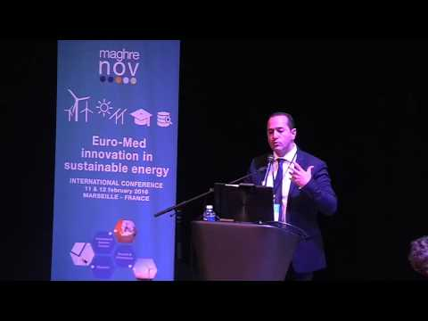 Badr IKKEN, Director General, IRESEN, Morocco