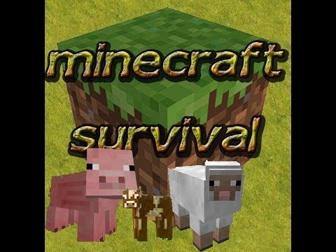 Minecraft | Survival '' Bu ev Niye Bitmiyo'' Bölüm 4