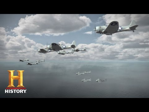 The Battle Of Midway: Anatomy Of A Decisive World War II Victory | Battle 360 | History