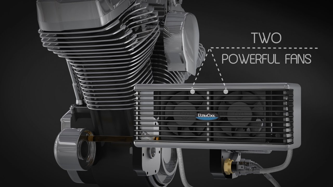 medium resolution of ultracool oil cooler system at j p cycles