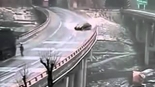Аварии и ДТП  Фильм ужасов на дороге!