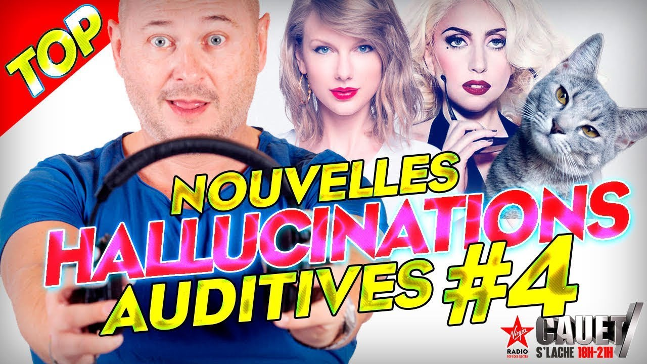 TOP DES HALLUCINATIONS AUDITIVES #4