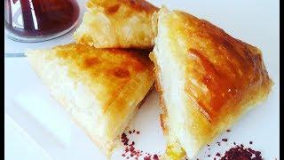 PATATESLİ BÖREK / How to Make Potato Pie / En Kolay ve Lezzetli Patatesli Börek Tarifi / Muska Börek