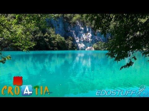The Beauty of Plitvice Lakes National Park - Walking Tour Full HD