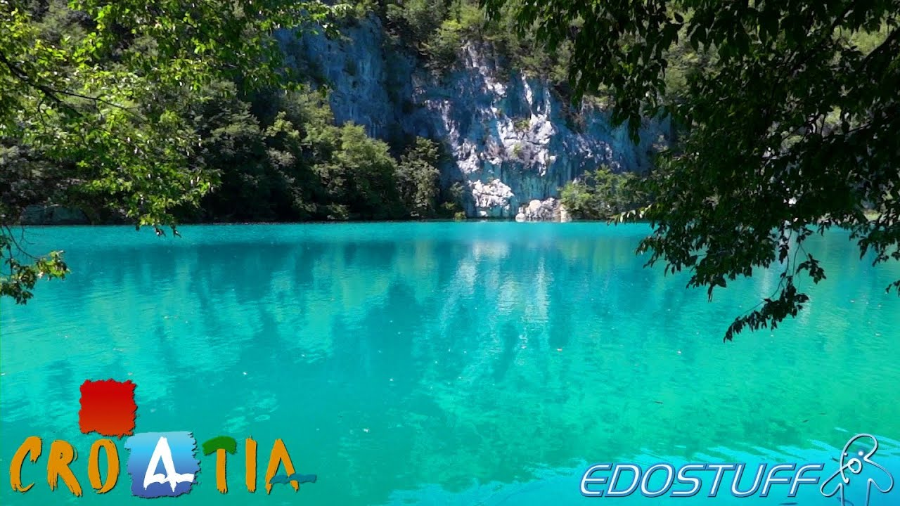 The beauty of plitvice lakes national park walking tour full hd youtube - Plitvice lakes hd ...