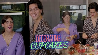 Charli vs Chase Cupcake Competition | Charli D'Amelio
