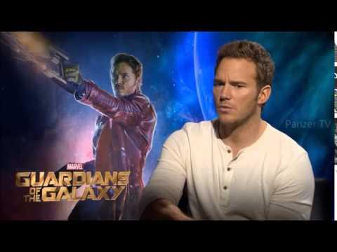 Chris Pratt - Guardians Of The Galaxy Interview