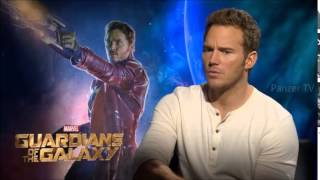 Chris Pratt - Guardians Of The Galaxy Interview