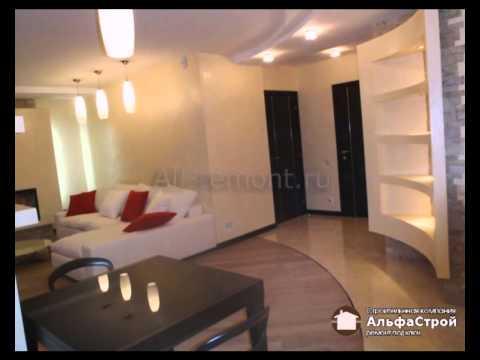 Дизайн квартир. Квартира в Новогиреево фото ремонта. АльфаСтрой.