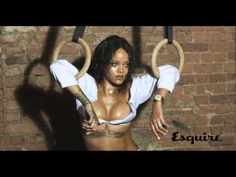 Rihanna for Esquire UK Magazine 2014 - Behind The Scenes