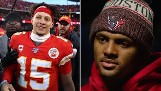 NFL Players REACT to Patrick Mahomes $500 MILLION Dollar Contract