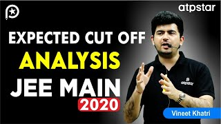 Expected Cut off - JEE Mains 2020 | ATP STAR JEE