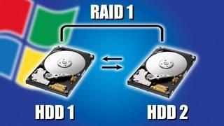 Come Creare RAID 1