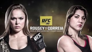 UFC 190: Extended Preview