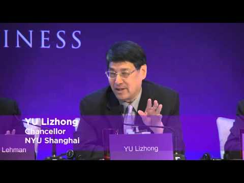 NYU Shanghai & The Global Network University